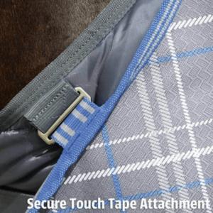Weatherbeeta ComFiTec Premier Trio Medium Lite Liner secure tape attachment