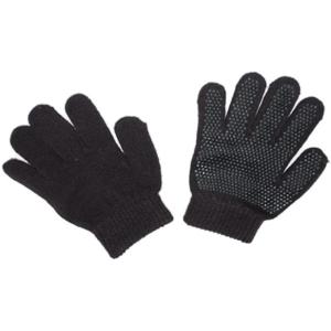 Weatherbeeta Good Hands Child Magic Pimple Grip Glove black