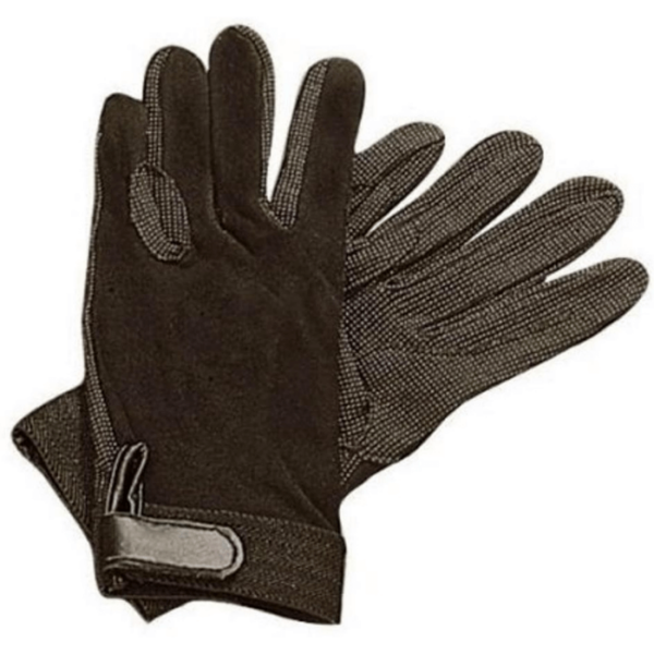 Weatherbeeta Good Hands Track Glove brown