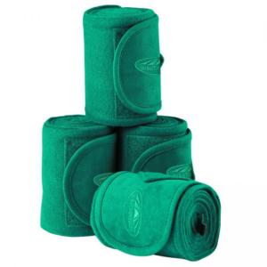 Weatherbeeta Prime Fleece Bandages emerald