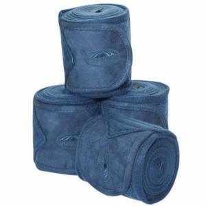 Weatherbeeta Prime Fleece Bandages navy