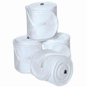 Weatherbeeta Prime Fleece Bandages white
