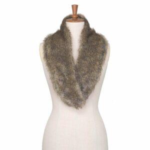Toggi Berrington Ladies Faux Fur Scarf