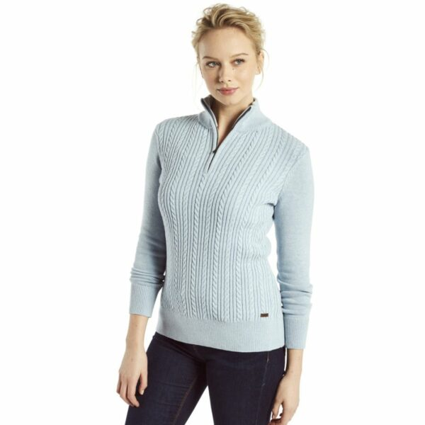 Garvey Half Zip Sweater