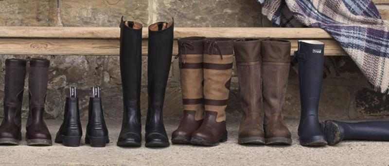 New Season Country & Riding Boots On Equine Superstore