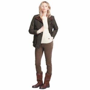 Dubarry Honeysuckle Women's Stretch Pincord Jeans