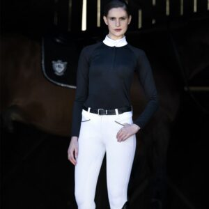 Horseware Sara Long Sleeve Competition Shirt