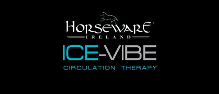 Horseware's Ice-Vibe Range - Treating tendon damage