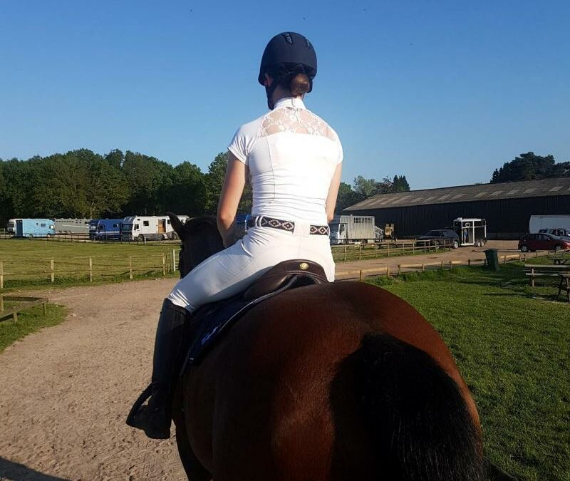 Horseware Sara Competition Shirt - Tried and Tested