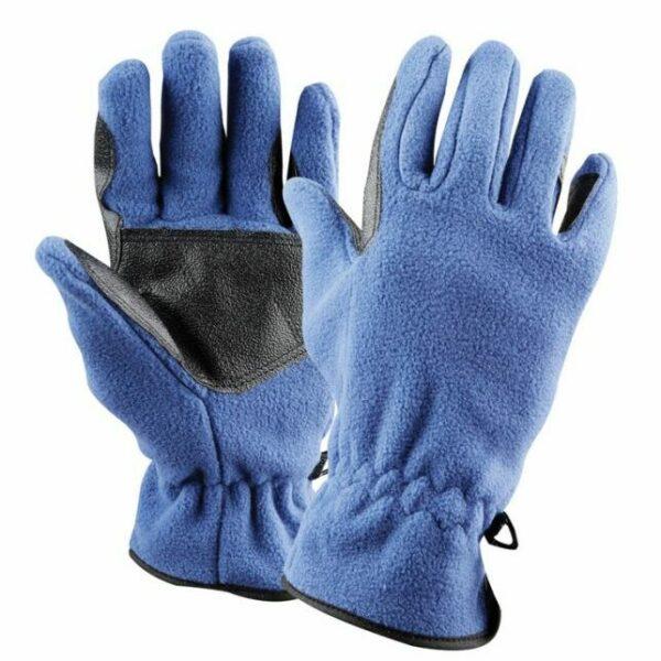 Dublin Polar Fleece Gloves - Blue