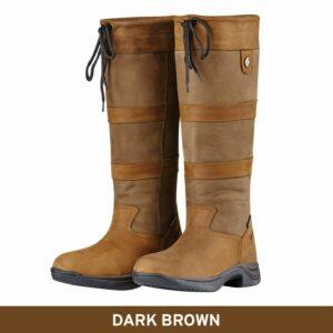 Dublin River Boots III - Wide Calf