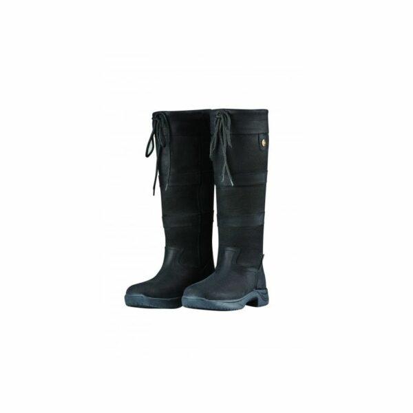 Dublin River Boots Black