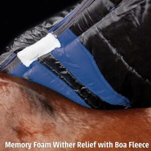 Weatherbeeta ComFiTec Ultra Cozi D-A-N Medium (Free Fleece)