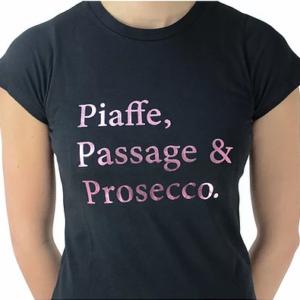 HyFASHION Piaffe, Passage & Prosecco T-Shirt