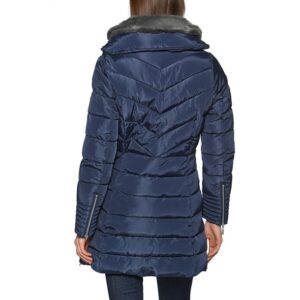 Mark Todd Ladies Deluxe Long Padded Coat