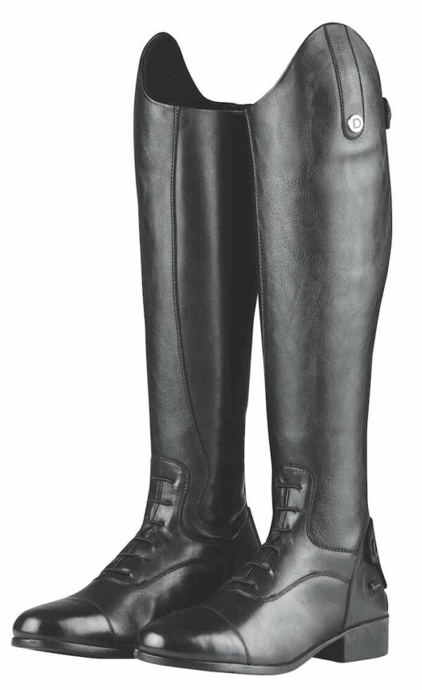 Tall Field Boots
