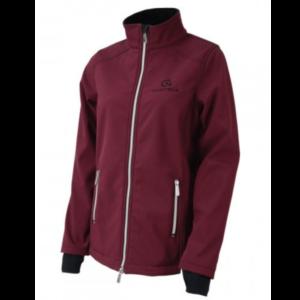 Coldstream Berwick Softshell Jacket Red Black
