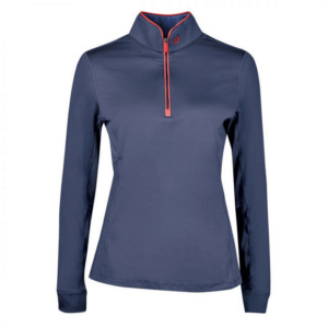 Dublin Kylee Long Sleeve Shirt - Navy