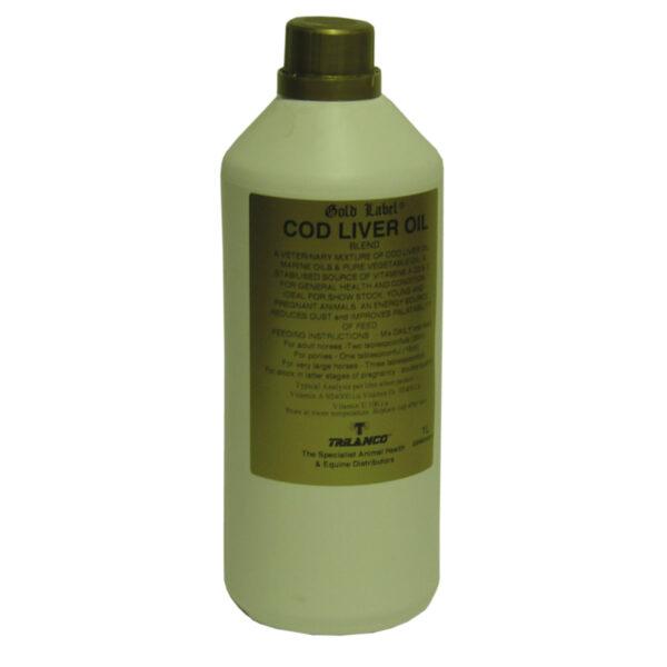 Gold Label Cod Liver Oil - 1 Lt