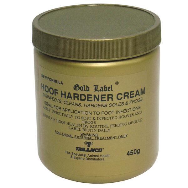 Gold Label Hoof Hardener Cream
