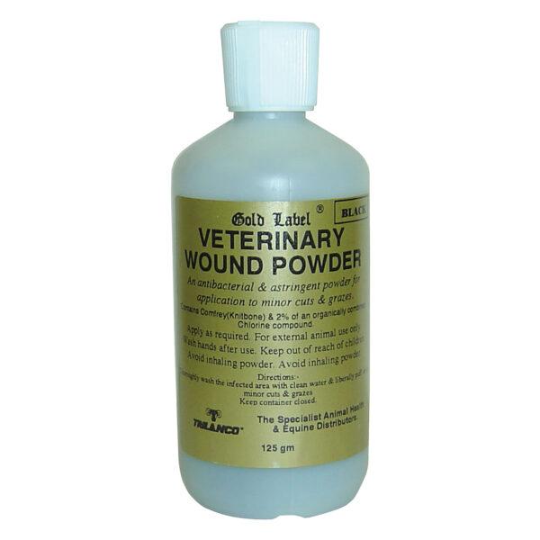 Gold Label Veterinary Wound Powder