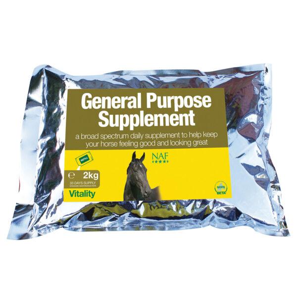 NAF General Purpose Supplement - 2 Kg Refill