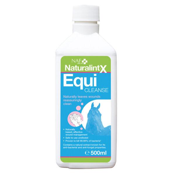 NAF NaturalintX EquiCleanse - 500 Ml
