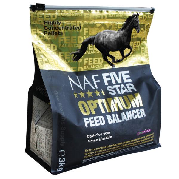 NAF Five Star Optimum Feed Balancer - 3.7 Kg
