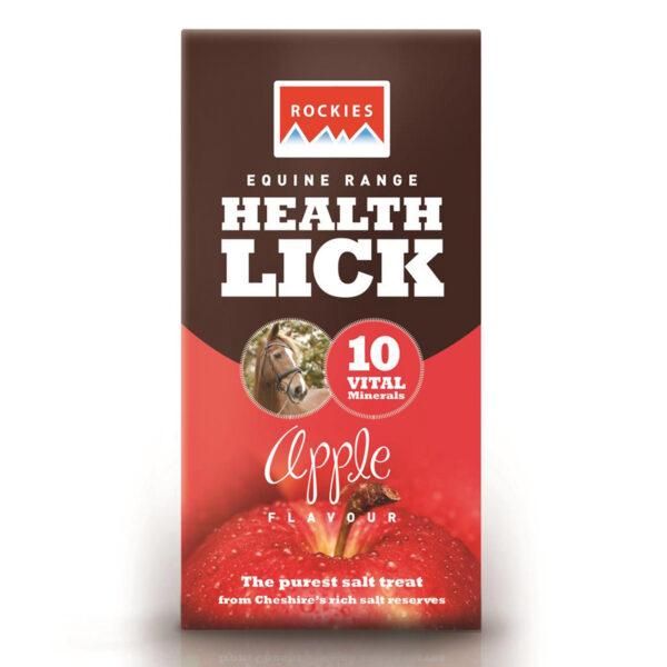 Rockies Health Lick Apple