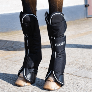 Rambo Travel Boots - Navy Cream