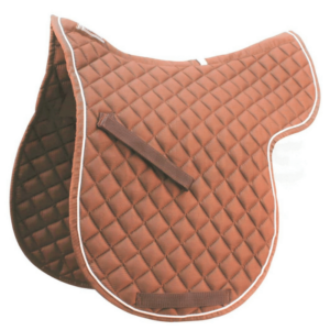 Roma Grand Prix High Wither Pad - Brown Pony