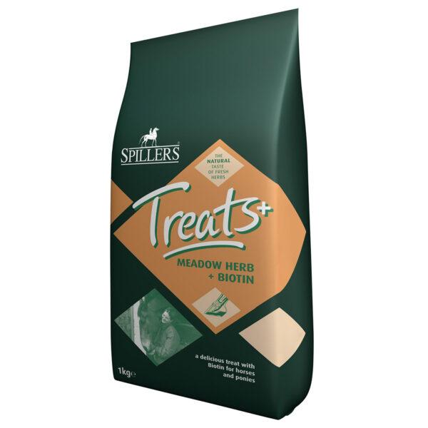 Spillers Meadow Herb Treats + Biotin 1 Kg