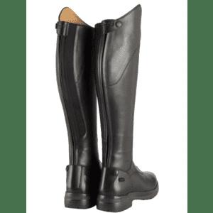 Avebury Riding Boot-Black-Back