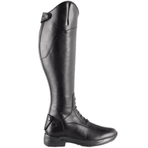 Avebury Riding Boot-Black-Side