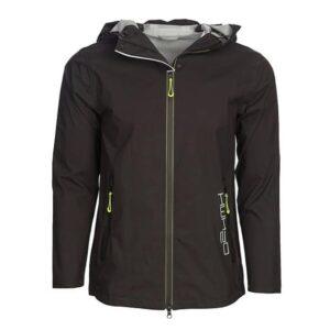 Horseware Unisex H2O Jacket Black-Front
