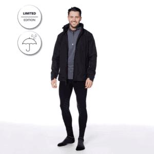 Men's Defender Jacket-Black