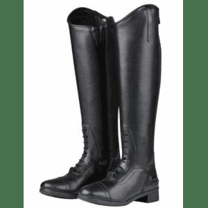 Saxon Syntovia Tall Field Boots Wide
