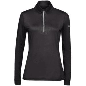 Dublin Kylee Long Sleeve Shirt II-Black