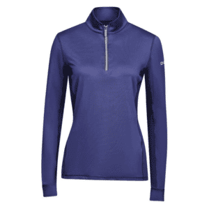 Dublin Kylee Long Sleeve Shirt II-Navy-